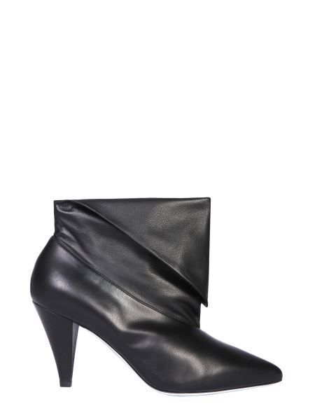 Givenchy - Soft Leather Ankle Boots
