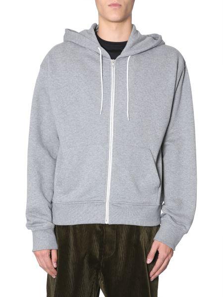 """Golden Goose Deluxe Brand - """"sven"""" Cotton Sweatshirt With Hood And Zip"""
