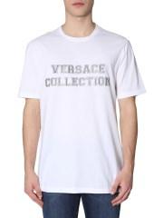 VERSACE COLLECTION - T-SHIRT GIROCOLLO