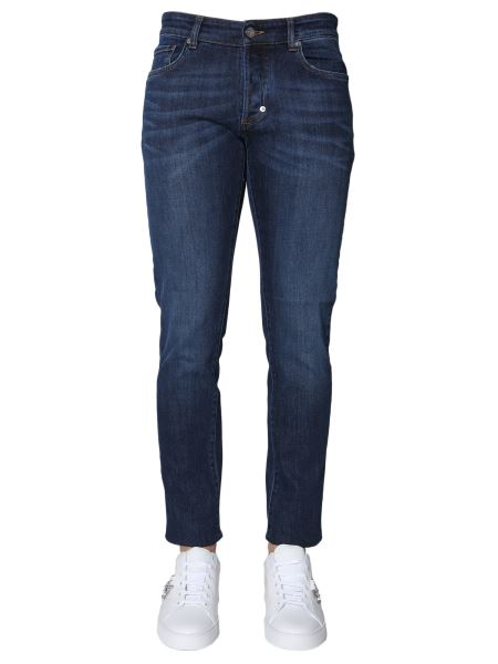 Versace Collection - Jeans New Fit In Denim Stretch