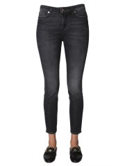 VERSACE COLLECTION - JEANS SKINNY FIT