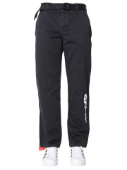 OFF-WHITE - PANTALONE CHINO