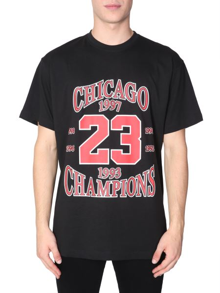"""Ih Nom Uh Nit - T-shirt Con Stampa """"chicago 23"""""""