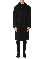 TOM FORD - CAPPOTTO CON COLLO IN SHEARLING