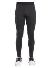 BLACKBARRETT BY NEIL BARRETT - LEGGINGS COMPRESSION FINE LINE