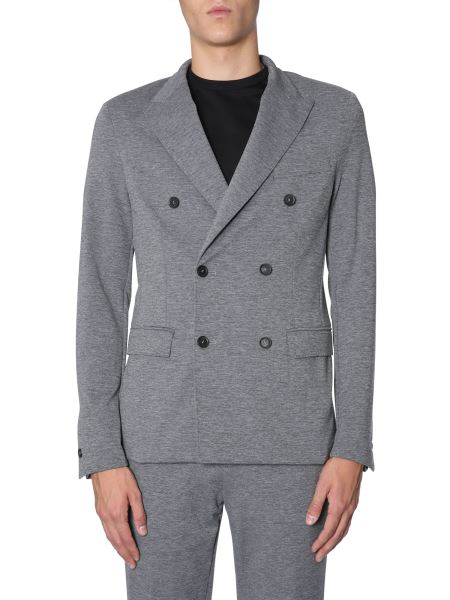 """Traiano - """"active"""" Double-breasted Blazer"""