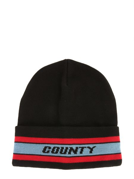 Marcelo Burlon County Of Milan - Beanie With Logo Band