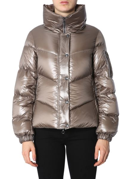 """Tatras - """"caldes"""" Shiny Nylon Jacket"""