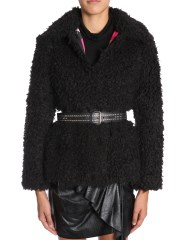 AINEA - GIACCA IN ECO SHEARLING