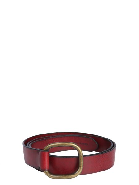 Dsquared - Leather Slide Belt100% Calf Leather