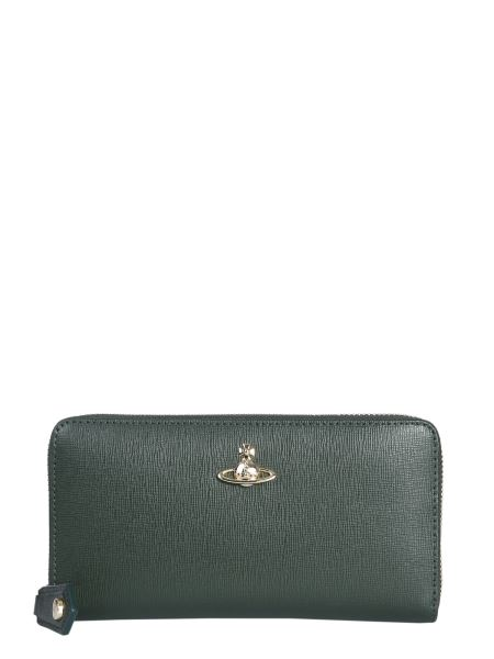 Vivienne Westwood - Victoria Zip Around Wallet With Orb