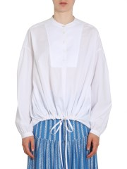 TORY BURCH - CAMICIA OVERSIZE FIT