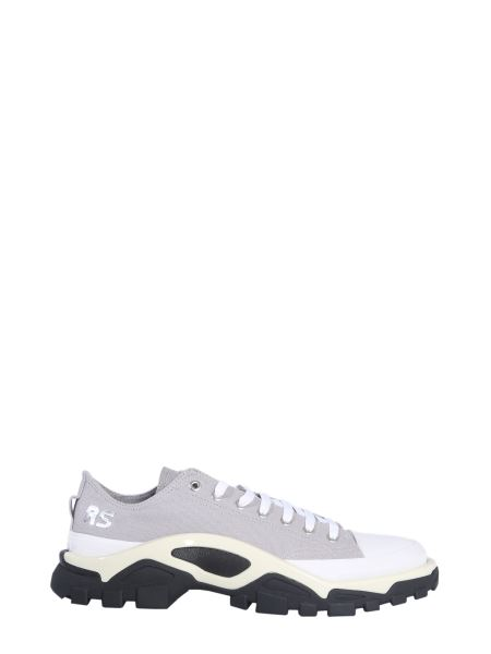 Adidas By Raf Simons - Rs Detroit Runner In Canvas Sneakers