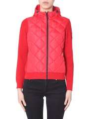 CANADA GOOSE - GIACCA HYBRIDGE QUILTED
