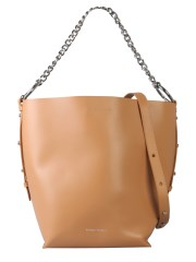 REBECCA MINKOFF - BORSA SHOPPING IN PELLE