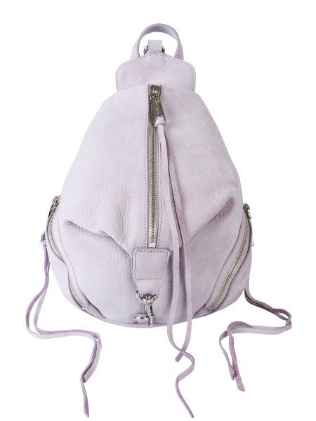 Rebecca Minkoff - Mini Julian Convertible Leather Backpack