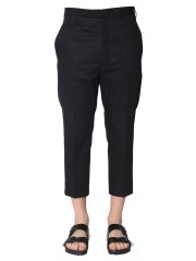RICK OWENS - PANTALONE ASTAIRES CROPPED