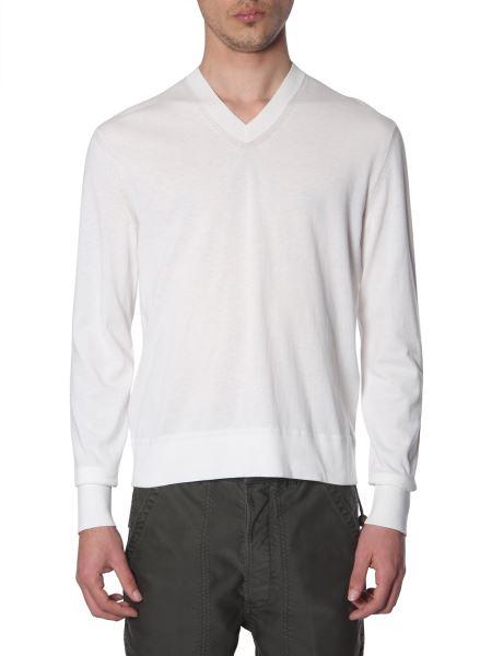 Tom Ford - V-neck Light Cotton Sweater