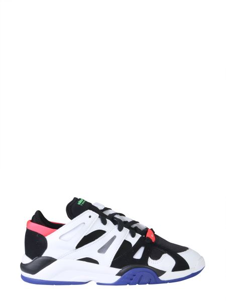 Adidas Originals - Dimension Lo Leather Sneakers