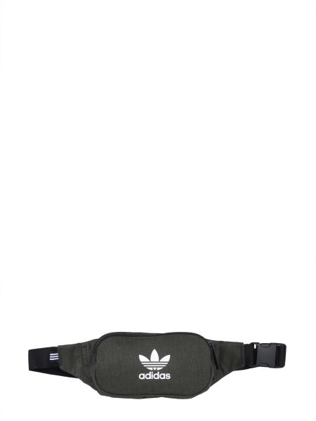Adidas Originals - Nylon Pouch With Logo Print