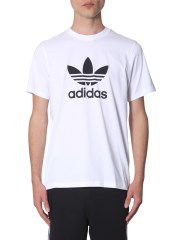 ADIDAS ORIGINALS - T-SHIRT GIROCOLLO