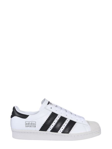 Adidas Originals - 80s Superstar Leather Sneakers