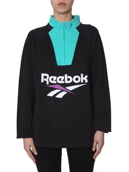 Reebok Classics - Felpa A Collo Alto