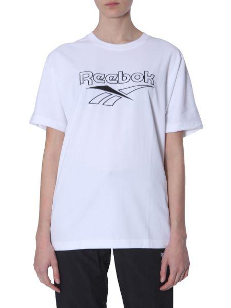 Reebok Classics - T-shirt Oversize Fit Con Ricamo Logo
