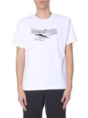 REEBOK CLASSICS - T-SHIRT OVERSIZE FIT
