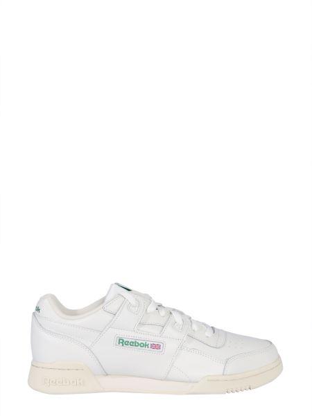 Reebok Classics - Sneaker Workout Lo Plus In Pelle