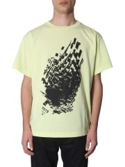 STONE ISLAND SHADOW PROJECT - T-SHIRT CON STAMPA