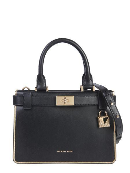 Michael By Michael Kors - Mini Tatiana Leather Handbag