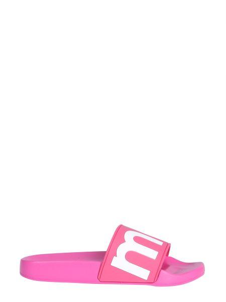 Isabel Marant Étoile - Rubber Slide In With Logo