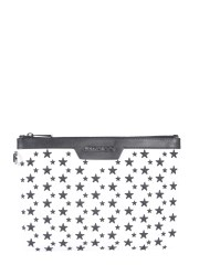 JIMMY CHOO - POUCH DEREK SMALL