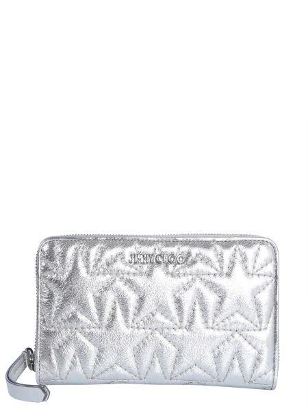 Jimmy Choo - Hazel Leather Wallet
