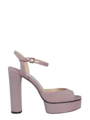 JIMMY CHOO - SANDALO PEACHY