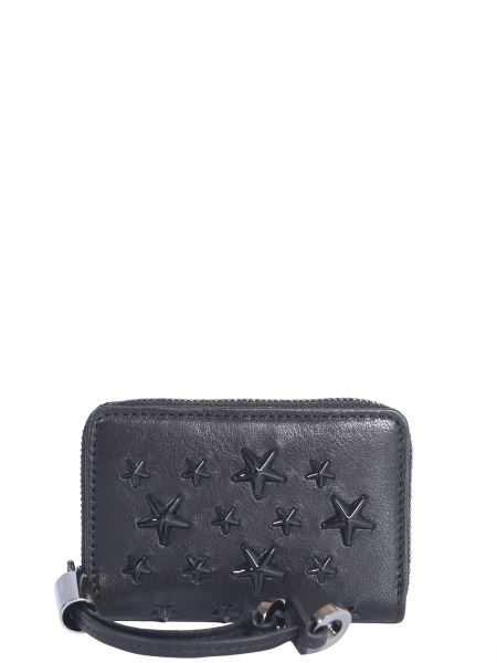 Jimmy Choo - Nellie Leather Coin Holder