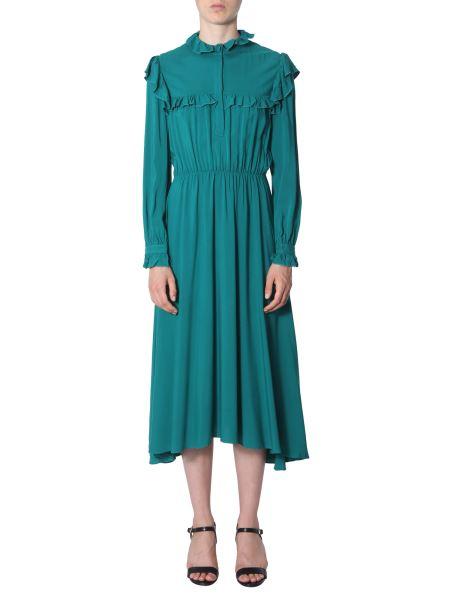 "Jovonna London - ""iris2"" Dress With Ruches"