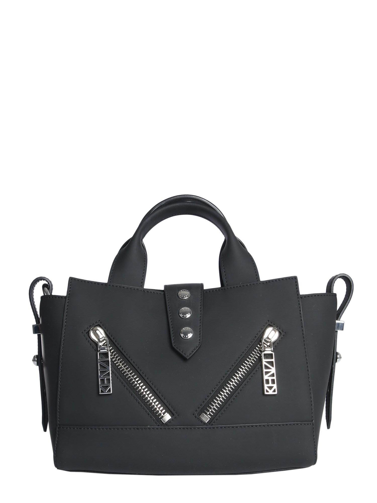 Kenzo Small Kalifornia Bag In Black