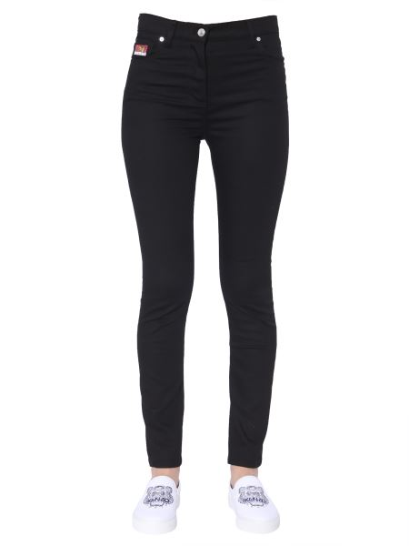 Kenzo - Skinny Fit Jeans In Denim Stretch