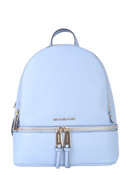 Michael By Michael Kors - Medium Rhea Zip Backpack In Hammered Leather
