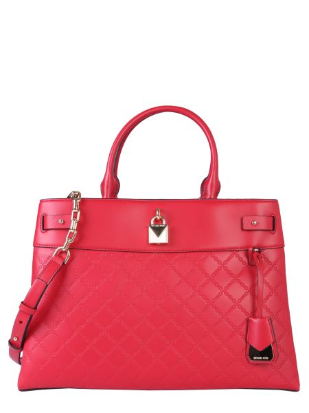 Michael By Michael Kors - Borsa Gramercy Large In Pelle Stampata