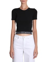 MICHAEL BY MICHAEL KORS - T-SHIRT CROPPED