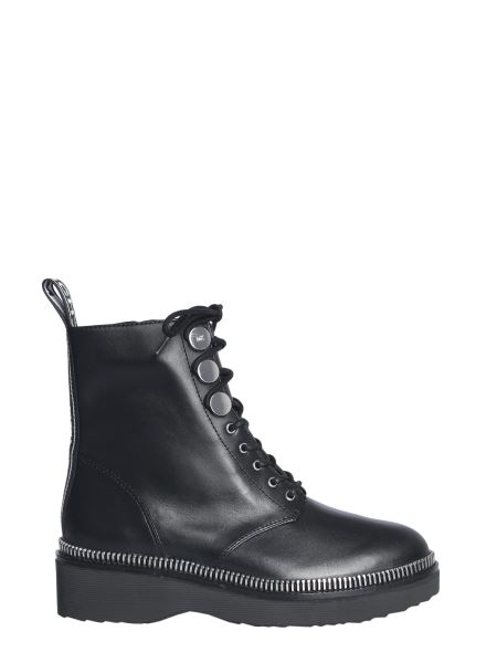 Michael By Michael Kors - Tavie Leather Boots