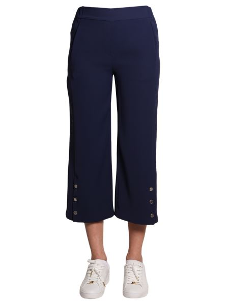 Michael By Michael Kors - Brief Trousers In Cady
