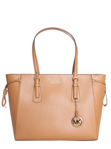 Michael By Michael Kors - Voyager Medium Leather Tote Bag