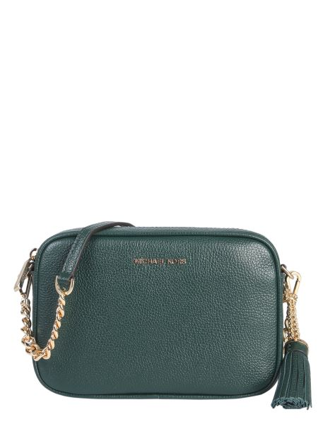 Michael By Michael Kors - Ginny Leather Shoulder Bag