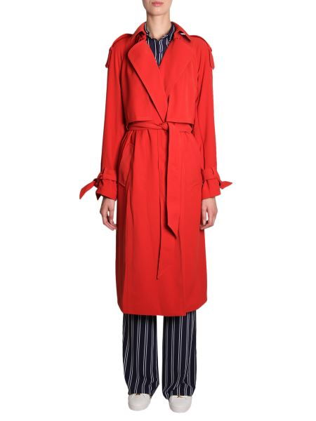 Michael By Michael Kors - Trench Lungo In Cady