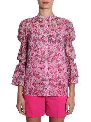 MICHAEL BY MICHAEL KORS - CAMICIA IN CHIFFON