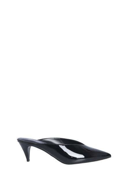 Michael By Michael Kors - Cambria Patent Leather Mules